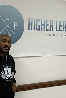 Sammy Rogers is the founder of Higher Learning Institutions, Michigan's first brick-and-mortar cannabis school.