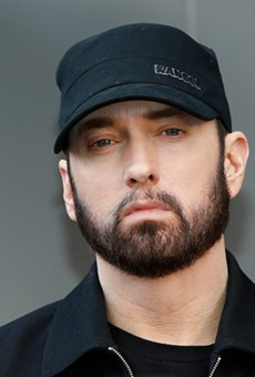 Eminem has been known to drop a surprise album.