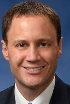Former Michigan House Speaker Tom Leonard