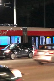 Detroit's QLine fell short of service goal during reopening weekend (2)