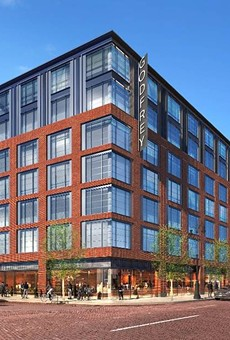 Groundbreaking scheduled to begin this week on The Godfrey Hotel Detroit at 1401 Michigan Ave. in Corktown.