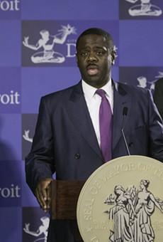 Detroit City Councilman Andre Spivey.