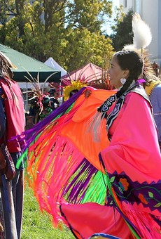 Monday, Oct. 11 is national Indigenous Peoples' Day