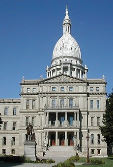 Michigan State Capitol.