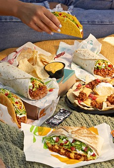 """Taco Bell is introducing a plant-based """"Cravetarian"""" menu in Detroit."""