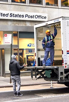 United States Postal Service workers.