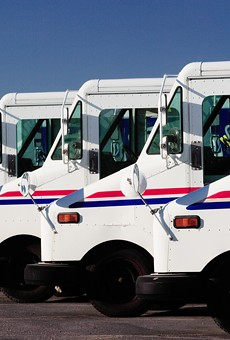USPS wants people to stop mailing vaping products.