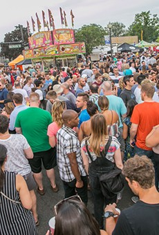 The return of Metro Times' Pig & Whiskey fest, Youmacon, and more things to do in metro Detroit this week