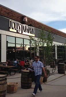 Midtown Detroit's Jolly Pumpkin.