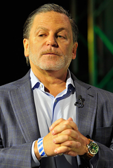 Quicken Loans founder Dan Gilbert.