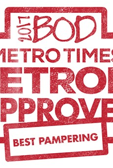 Best of Detroit: Pampering