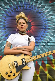 Jessica Hernandez on surviving the record industry, her new bilingual double album, and fighting Trump