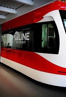 The QLINE streetcar