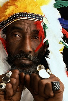 'I cannot sell my soul because my soul is my God': A conversation with Lee 'Scratch' Perry
