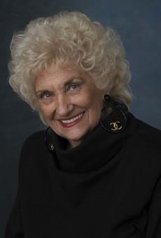 Olga Loizon, founder of Olga's Kitchen, turns 91 today.