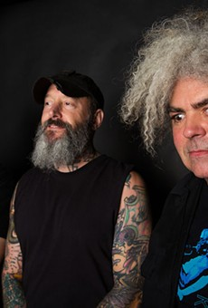A doc on the Melvins plays at Third Man on Wednesday, May 24