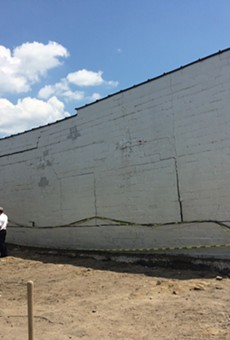 Construction workers damage Corktown's UFO Factory, club closed until further notice