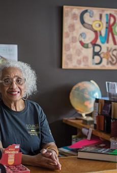 The People Issue: Janet Webster Jones, Source Booksellers owner
