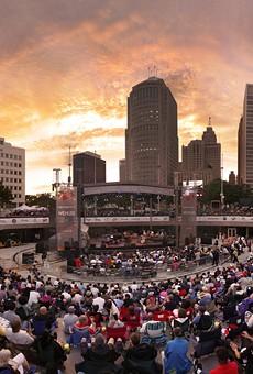 Detroit Jazz Festival.