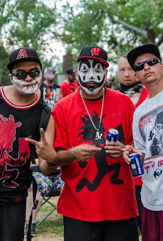 2017 Gathering of the Juggalos in Oklahoma City.