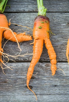 Misfit carrots.