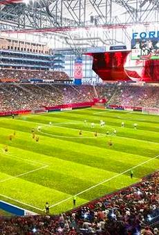 Is Major League Soccer lukewarm on Detroit's Ford Field plan?