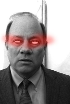 Detroit Mayor Mike Duggan suggests he's ready for payback.