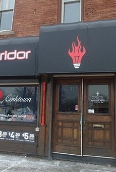 Short-lived Corktown bar Red Corridor has closed for good