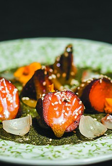 Review: New Gather chef pivots toward seasonal fare
