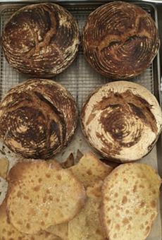 Bread at Albena