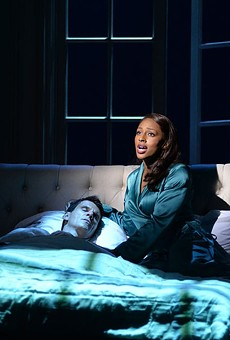 Grab some tissue because 'The Bodyguard' is coming to the Fisher Theatre