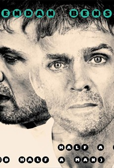 """Brendan Benson will release his new 7"""" record on Friday, Jan. 19 at the Detroit Third Man Records location."""