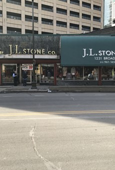 J.L. Stone and Cash City Pawn are holding insane liquidation sales right now