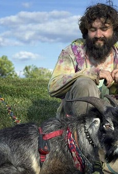 Benefit show planned for Detroit 'goat man' after brutal attack