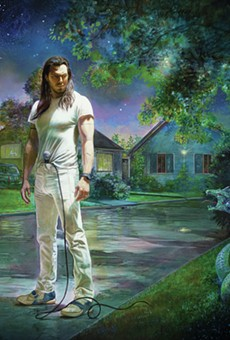 Andrew W.K's new album is streaming and yes he sings about parties