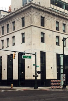 A new food hall is planned for the Federal Reserve building.