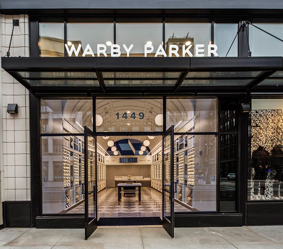 Warby Parker. - COURTESY PHOTO