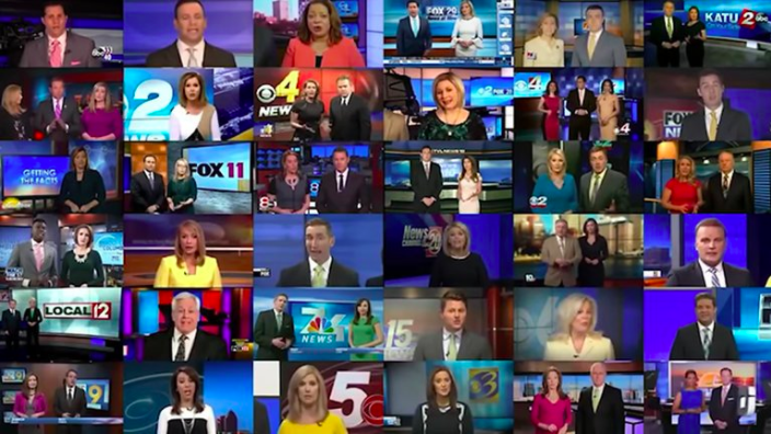 These are the Sinclair-owned TV stations airing Trumpian