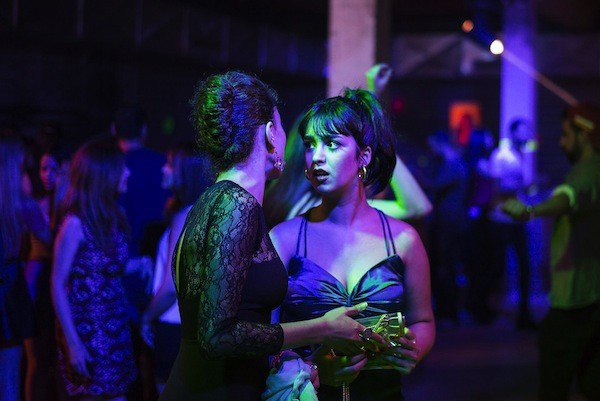 A critical smash at Cannes this year, Beauty and the Dogs tells the story of a young Tunisian woman's harrowing night in which she must fight for her rights and her dignity. - COURTESY ARAB FILM FEST