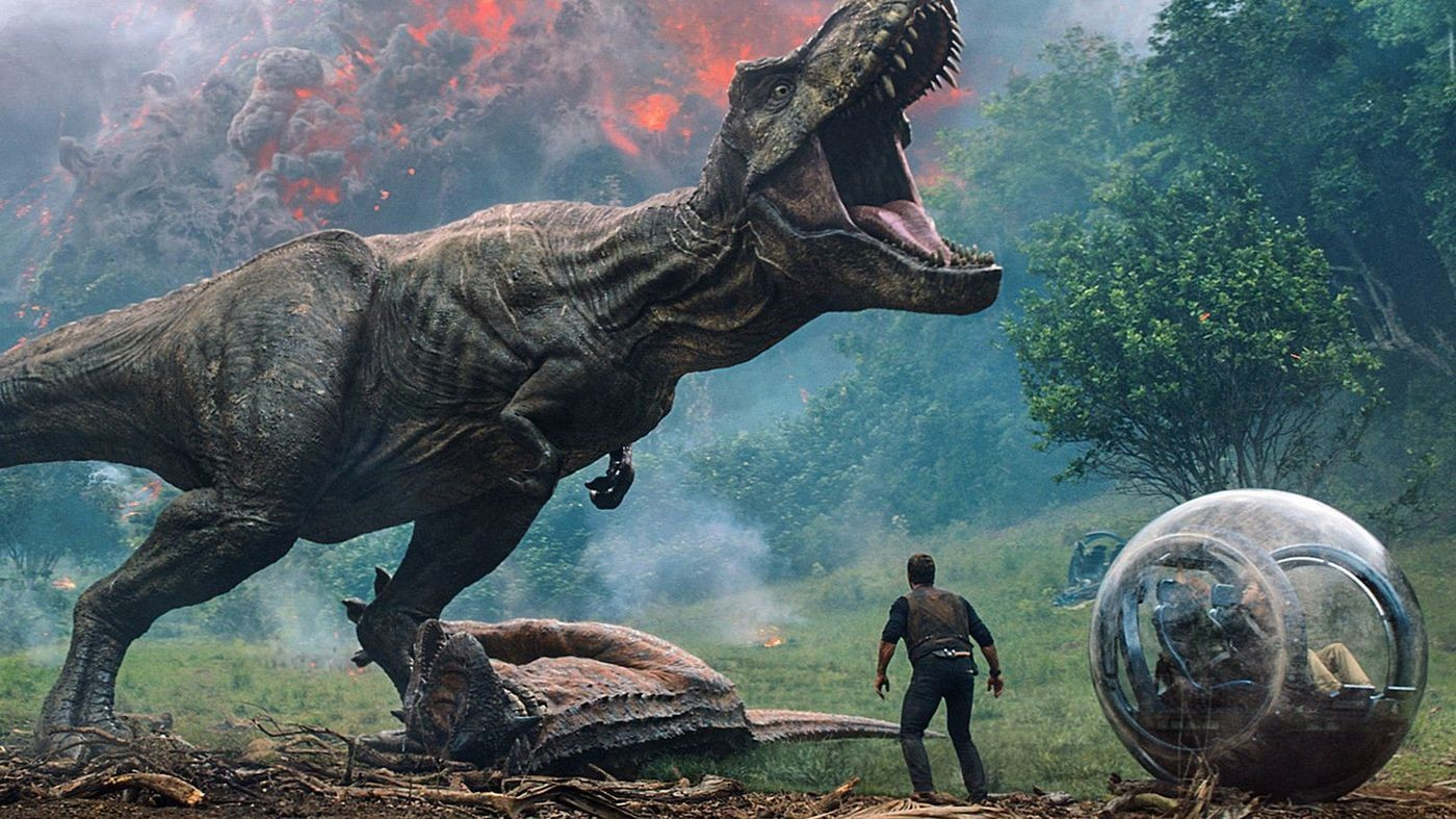 Review Jurassic World Fallen Kingdom Is Stuck In The Past