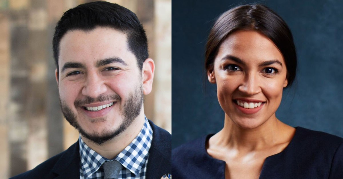 Socialist Hero Ocasio Cortez Endorses El Sayed For Michigan Governor News Hits