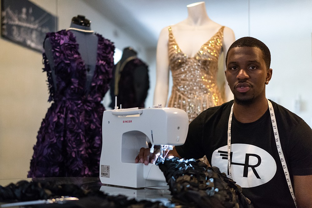 Detroit Dressmaker Harry Rich Clothier Brings Teenage Dreams To Life The People Issue Detroit Detroit Metro Times