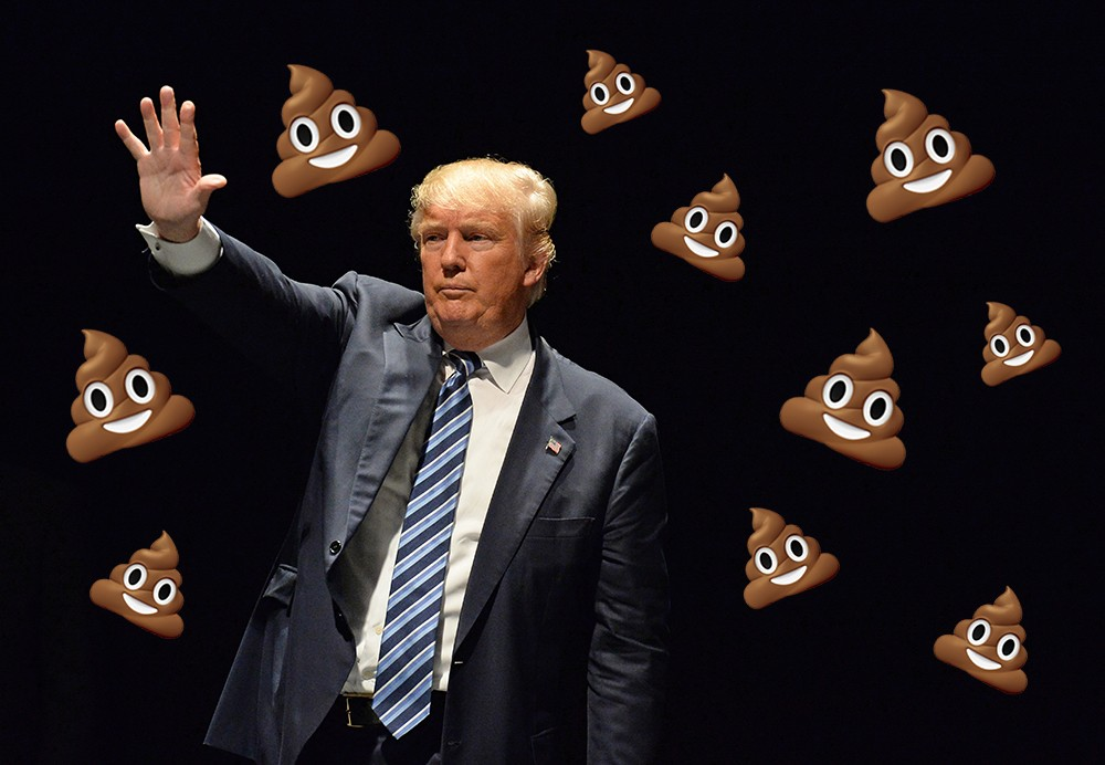 trump s approval rating is in the pooper in michigan news hits
