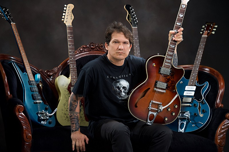 How Echopark guitars moved from the West Coast to set up