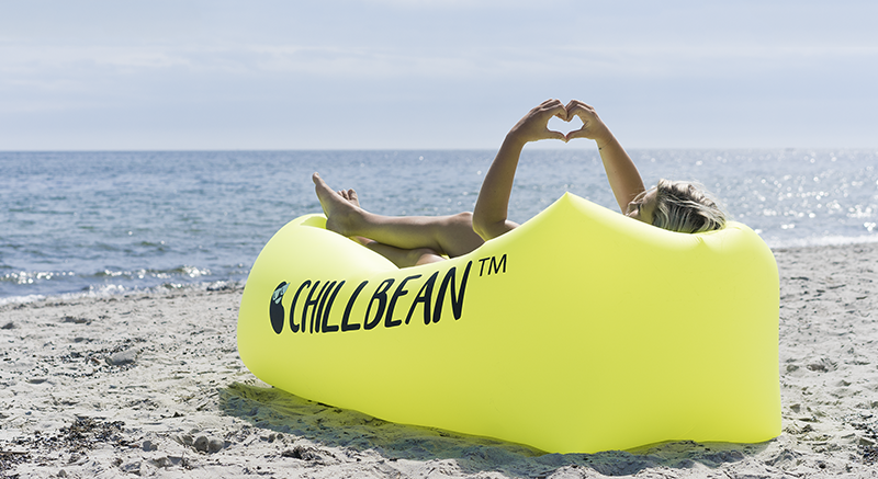 The Chillbean, perhaps one of the most Michigan inventions ever. - ART GRANTED