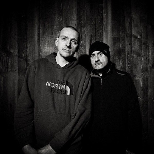 Godflesh - COURTESY PHOTO