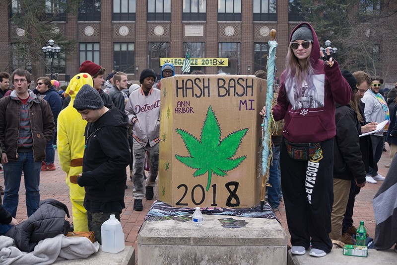 legal marijuana is on the ballot in michigan but is the fight over
