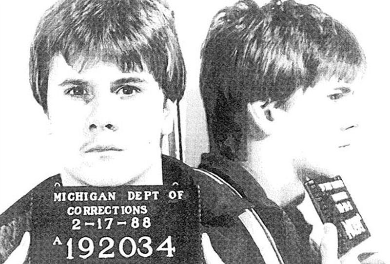 Richard Wershe Jr.'s mugshot. - COURTESY OF THE MICHIGAN DEPARTMENT OF CORRECTIONS