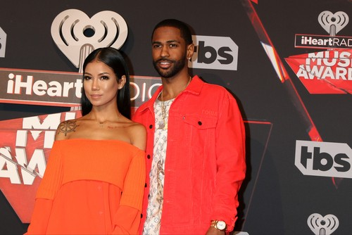 Jhené Aiko and Big Sean. - JOE SEER / SHUTTERSTOCK.COM