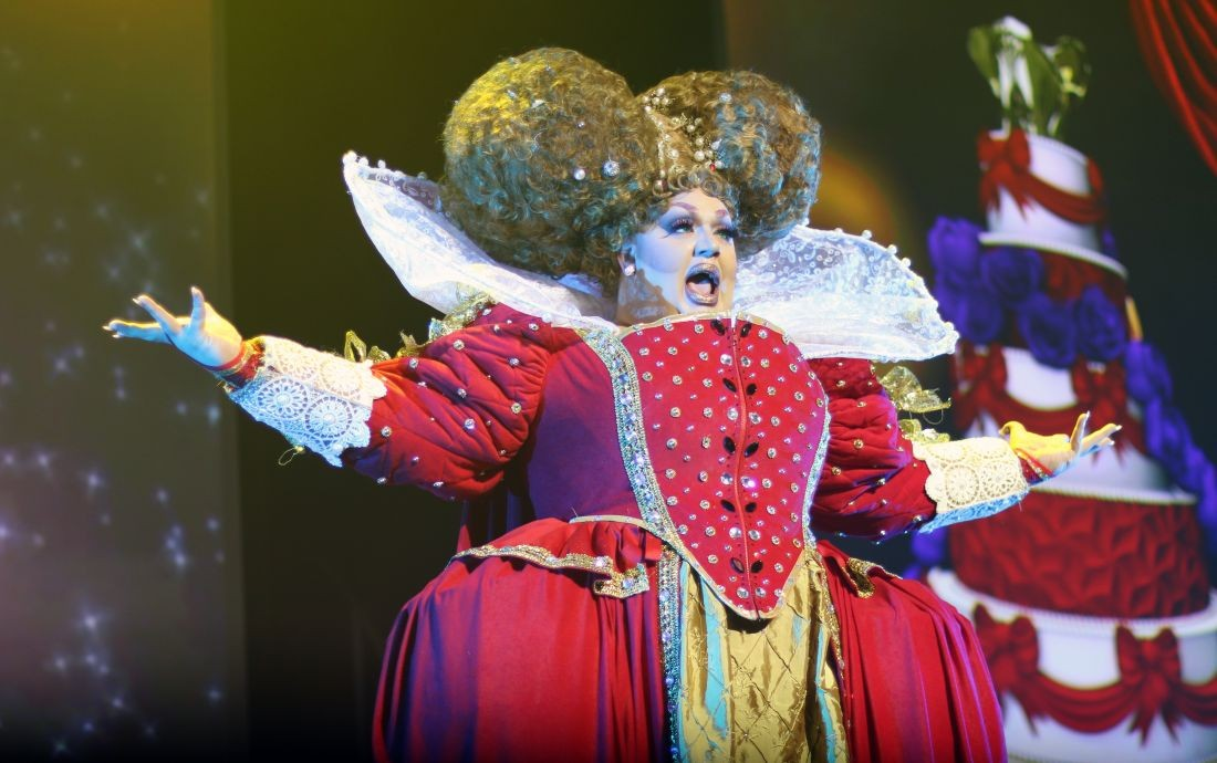 A Drag Queen Christmas.Drag Queen Christmas At The Fillmore Will Have You